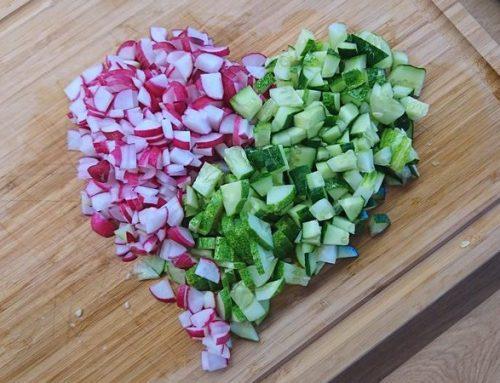 Akroschka (vegan) – Die kalte Suppe für heiße Tage